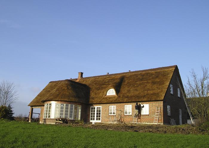 Østjysk Tække- og Tømrerfirma